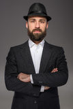 Bearded man Stock Photography