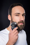 Bearded man Royalty Free Stock Photography
