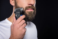 Bearded man Royalty Free Stock Images