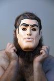 Bearded Mask Stock Images