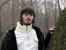 beardman δέντρο Στοκ εικόνα με δικαίωμα ελεύθερης χρήσης