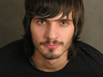 beardman πρόσωπο 2 Στοκ φωτογραφία με δικαίωμα ελεύθερης χρήσης