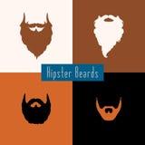 Beards Royalty Free Stock Photo