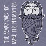 Beards Royalty Free Stock Image