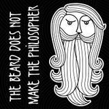 Beards Stock Image