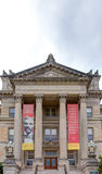 Beardshear Hall на государственном университете Айовы Стоковые Изображения