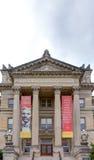Beardshear Hall på den Iowa delstatsuniversitetet Arkivbilder