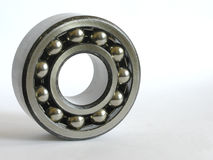 Bearing. On a white background stock images