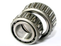Bearing. For mechanic stock images