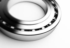 Bearing. On a white background Stock Photos