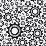 Bearing abstract pattern eps10 Stock Images