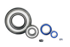 Blue and silver Bearing Royalty Free Stock Photography