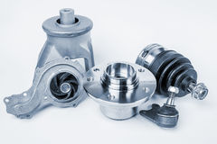Bearing for car on white background Stock Image