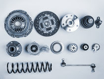 Bearing for car on white background Stock Photography