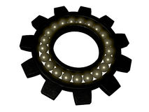 Bearing gear Stock Image