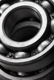 Bearing industrial macro background Stock Photography