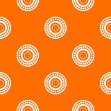 Bearing pattern seamless Royalty Free Stock Photography