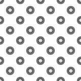 Bearing pattern vector Royalty Free Stock Photos