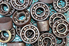Bearing rust Royalty Free Stock Images