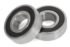 Bearings. On a white background, with clipping path royalty free stock photography