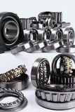 Bearings. Have the important role in modern manufacture royalty free stock images