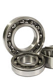 Bearings. A lot of different bearings Royalty Free Stock Photography