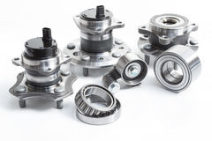 Bearings with ABS sensor Stock Images