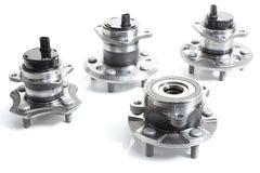Bearings with ABS sensor Royalty Free Stock Image