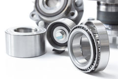 Bearings and rollers Royalty Free Stock Image