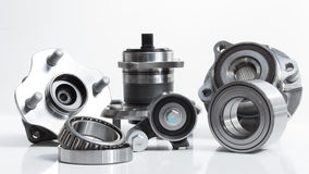 Bearings and rollers Royalty Free Stock Photos