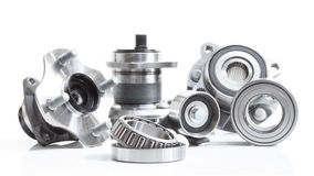 Bearings and rollers Stock Photo