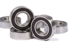 Bearings set Royalty Free Stock Images