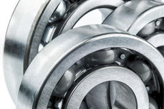 Bearings with shallow depth of field Royalty Free Stock Photos
