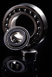 The bearings on a table Stock Photo