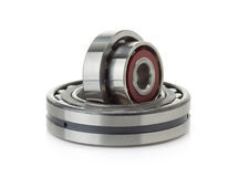 Bearings tool isolated on white. Background royalty free stock photos
