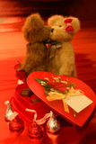 Beary Much In Love Royalty Free Stock Photo