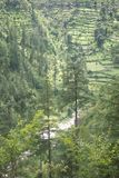 Beas Valley Royalty Free Stock Image