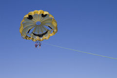 Beat The Heat Parasailing In California Royalty Free Stock Images