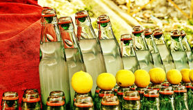 Beat the heat with the Indian Lime Soda Royalty Free Stock Photography