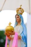 Beata Mundi Regina & x28; Virgin Mary& x29; Imagens de Stock