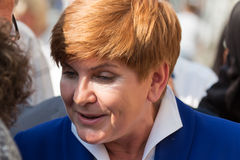 Beata Szydlo Images libres de droits