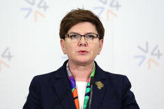 Beata Szydlo Stockbilder