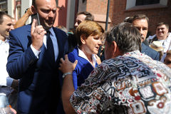 Beata Szydlo Stock Photo