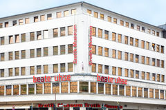 Beate Uhse Erotyczny muzeum, Berlin Fotografia Stock