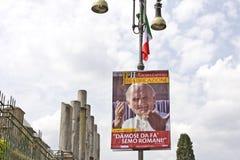 beatification ii john Паыль Стоковая Фотография RF