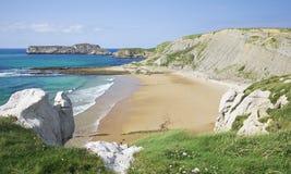 Beatiful beach Stock Image