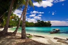 Beatiful beach Royalty Free Stock Photos