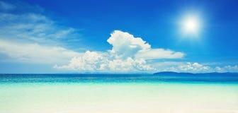 Beatiful beach Royalty Free Stock Image