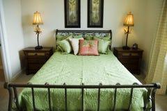 Beatiful Bedroom Royalty Free Stock Photography