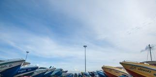 Beatiful Blue Sky Royalty Free Stock Photography